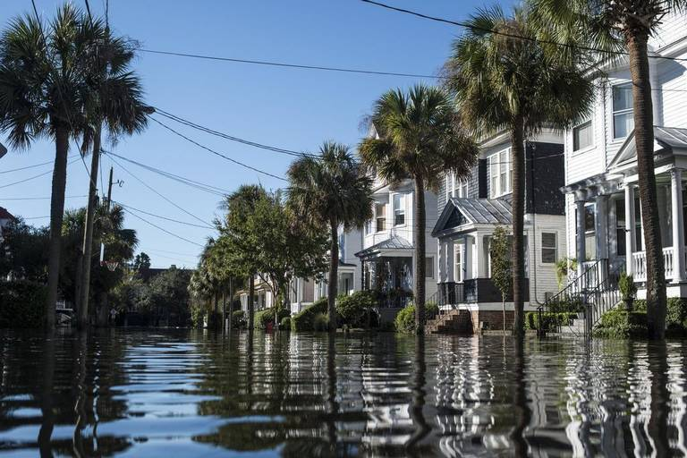 SC Tourism Tax Dollars Can Be Used to Fight Climate Change Flooding After Bill Passes